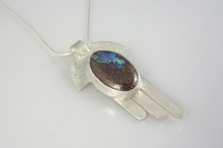aztec=boulder-opal-pendant